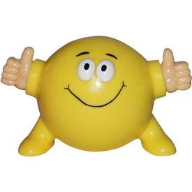 Printed Thumbs Up Poppin' Pal Stress Ball