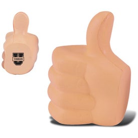 Thumbs Up Stress Ball (Economy)