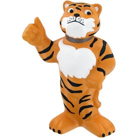Thumbs-Up Tiger Stress Toy