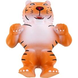 Tiger Mascot Stress Ball