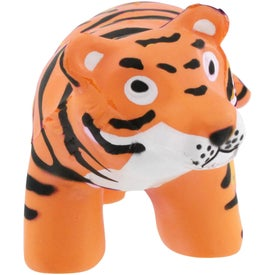 Tiger Stress Reliever for Advertising