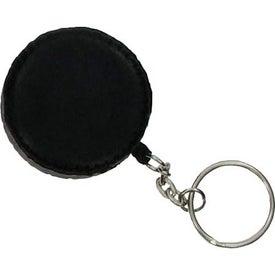 Tire Key Chain Stress Ball for Customization