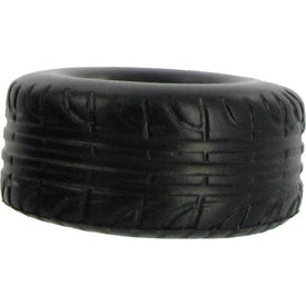 Branded Tire Stress Ball