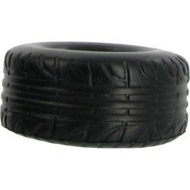 Branded Tire Stress Ball