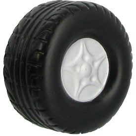 Tire Stress Ball for Your Company