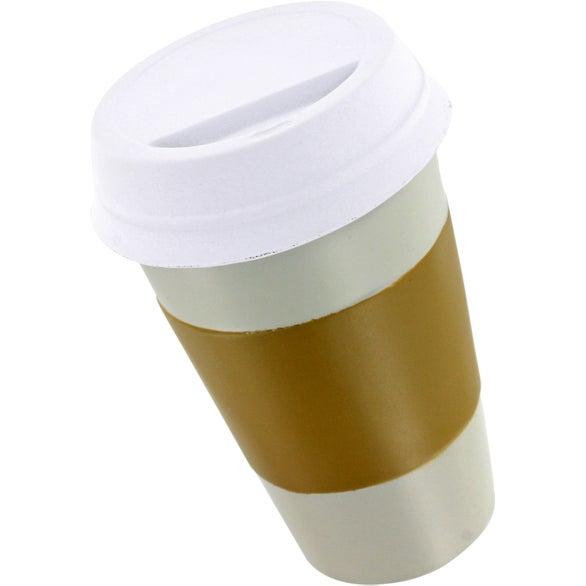 to go coffee cup stress ball custom stress balls ea. Black Bedroom Furniture Sets. Home Design Ideas