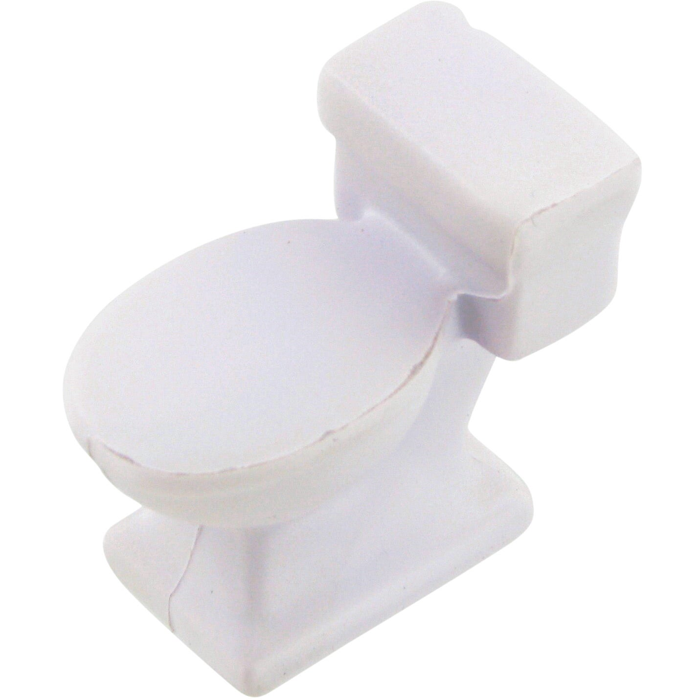 Promotional Toilet Bowl Stress Toys with Custom Logo for $0.686 Ea.
