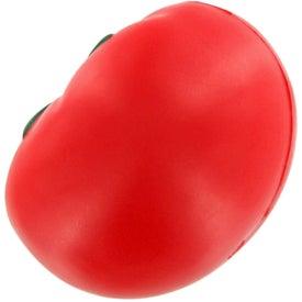 Monogrammed Tomato Stress Ball