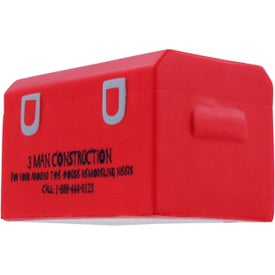 Toolbox Stress Ball Branded with Your Logo