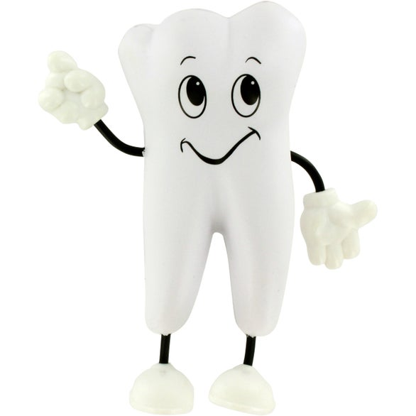 Tooth Figure Stress Ball