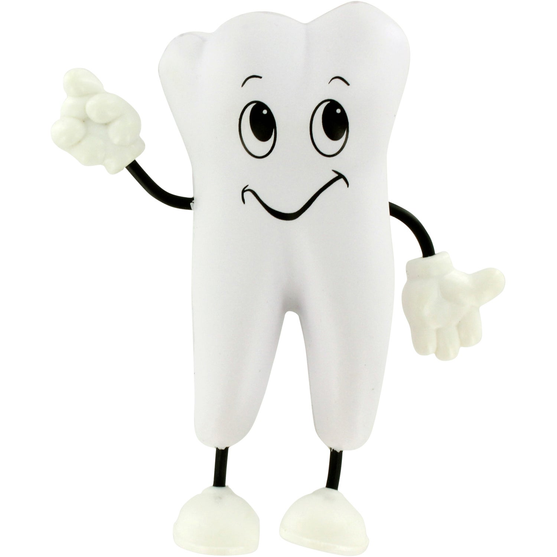 Tooth Figure Stress Ball