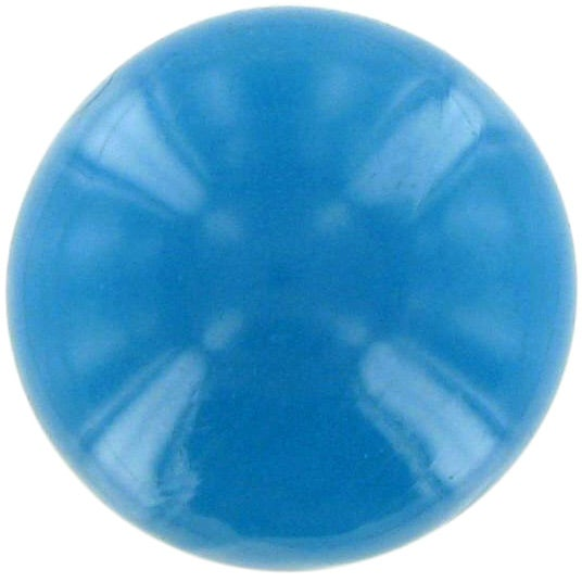 Neon Blue Toss N' Splat Amoeba Ball