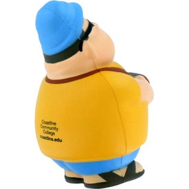 Tourist Bert Stress Reliever for Your Church