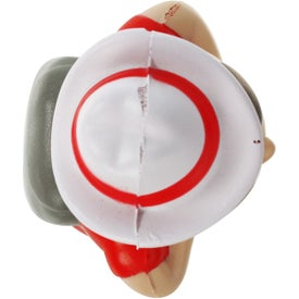 Tourist Stress Ball for Your Company