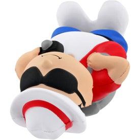 Personalized Tourist Stress Ball