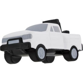 Tow Truck Stress Ball Printed with Your Logo