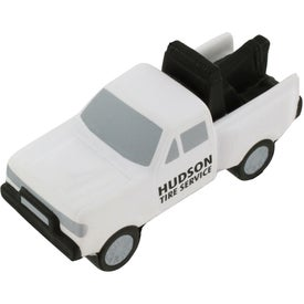 Personalized Tow Truck Stress Ball