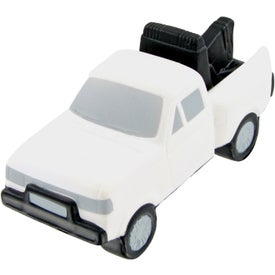 Tow Truck Stress Toy Printed with Your Logo