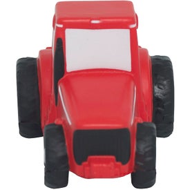 Monogrammed Tractor Stress Reliever