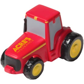 Tractor Stress Ball with Your Logo