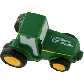 Tractor Stress Ball for Your Company
