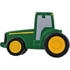 Imprinted Tractor Stress Ball