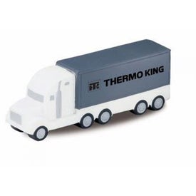 Semi Truck Stress Ball