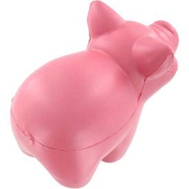 Custom Pig Stress Ball
