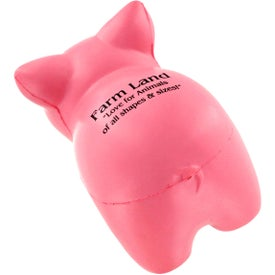 Customized Pig Stress Ball