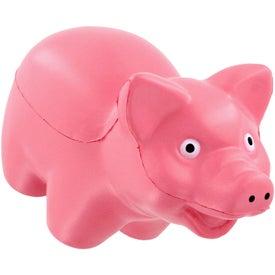 Pig Stress Ball