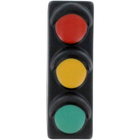 Traffic Light Stress Reliever Printed with Your Logo