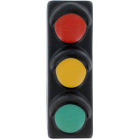 Traffic Light Stress Reliever for Advertising