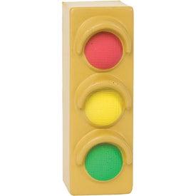 Traffic Light Stress Ball for Advertising