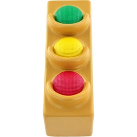 Traffic Light Stress Ball for Your Organization