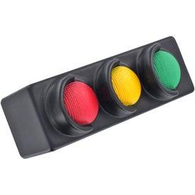 Promotional Traffic Light Stress Ball