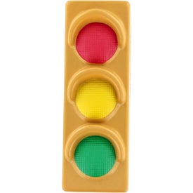 Traffic Light Stress Ball Imprinted with Your Logo