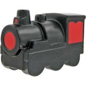 Train Engine Stress Ball with Your Logo