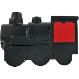 Train Engine Stress Ball Giveaways