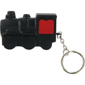 Company Train Keychain Stress Toy