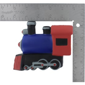 Train Stress Reliever Imprinted with Your Logo