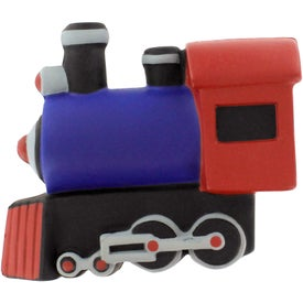 Train Stress Reliever Branded with Your Logo