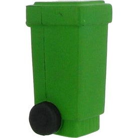 Personalized Trash Can Stress Reliever