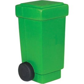 Trash Can Stress Reliever