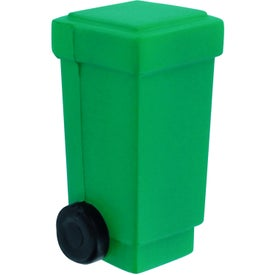 Customized Trash Can / Recycling Bin Stress Reliever