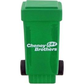 Trash Stress Toy for Customization