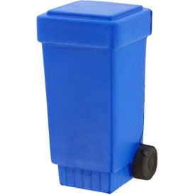 Trash Stress Toy for Marketing