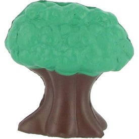 Logo Tree Stress Ball