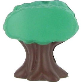 Tree Stress Ball for Advertising