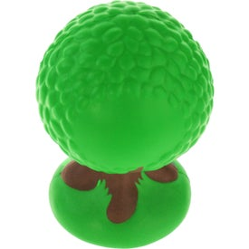 Tree Stress Ball Imprinted with Your Logo