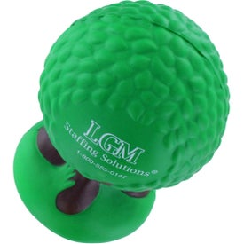 Tree Stress Ball Giveaways